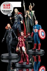 Figurine-MARVEL-EAGLEMOSS-Films-Movies-1-16-Fascicule-Francais