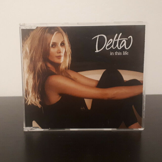 Delta Goodrem - In This Life CD single. Never played. Good condition.