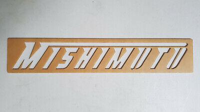 Ralliart Intercooler Reusable Stencil