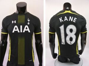 info for 97895 28fa2 Details about Under Armour Tottenham Hotspur 2014-15 Away Shirt Harry KANE  Youth XL.Boys