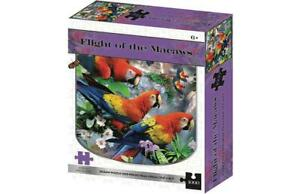 Flight-of-the-Aras-Perroquets-1000-Pieces-Jigsaw-Puzzle-UK