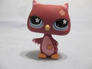 Littlest-Pet-Shop-Bird-Owl-635-Authentic-Lps