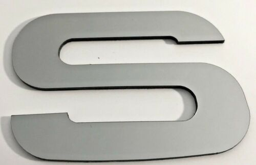 Chrome 2008-2016 Ford F250 Super Duty Premium Hood Grill Inserts ABS Letters