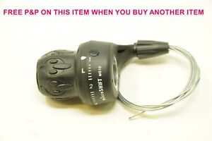 SHIMANO Top Shifter friction 5 ou 7 vitesses NON Index droit SL-MY34 RARE NEW 6
