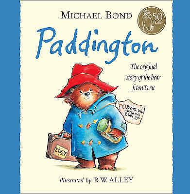 """AS NEW"" Paddington, Bond, Michael, Book"