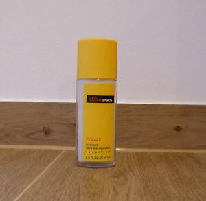 s-Oliver-sports-Female-deodorant-natural-spray-vaporisateur-sensitive-NEU-NEU