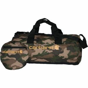Image Is Loading Brand New Packable Carry On Luggage Carhartt19 034