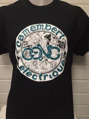 GONG CAMEMBERT ELECTRIQUE PROGRESSIVE  ROCK MENS MUSIC T SHIRT PROG