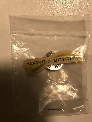 PUBLIX VINTAGE ABOVE /& BEYOND PIN-RARE