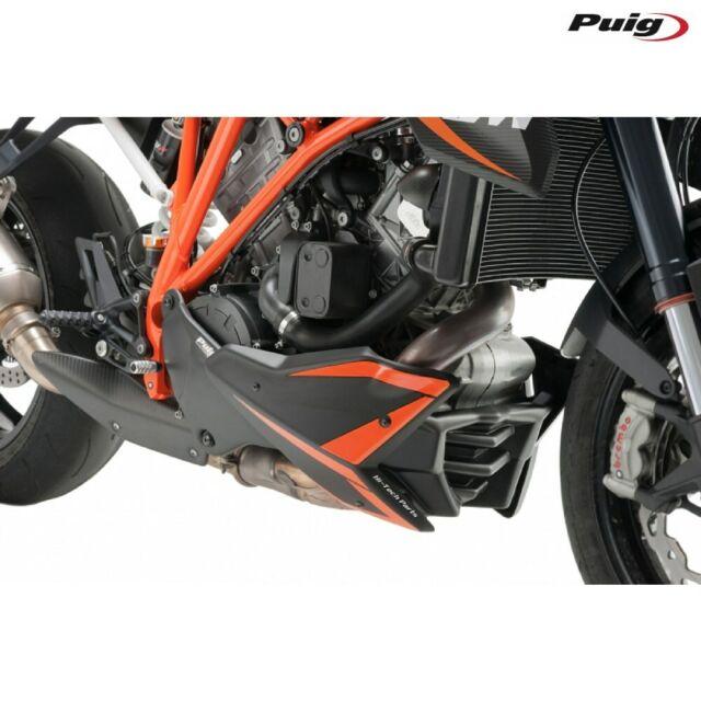 Fairing PUIG For KTM 1290 Superduke R Exhaust Akrapovic 2018 Matte Black