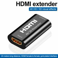 HDMI Repeater Extender Amplifier 4K X 2K Female to Female Signal Booster