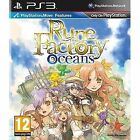 Rune Factory Oceans Ps3 Game PlayStation 3