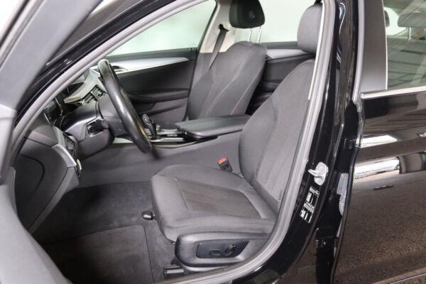 BMW 520d 2,0 Touring billede 4