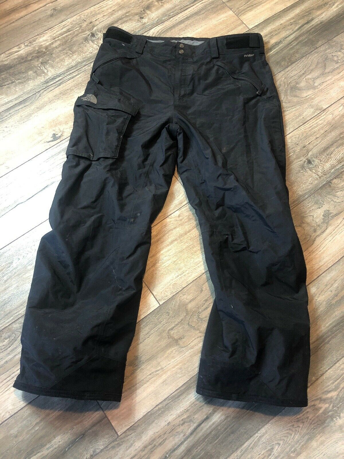 The North Face Hyvent Insulated Snowboarding pants  Men's Xl Adjustable Waist  brand outlet