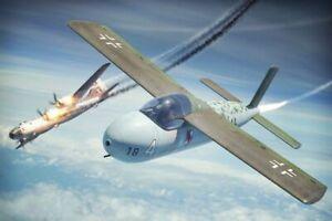 Brengun-1-48-Messerschmitt-Me-P-1103-Rocket-Fighter-P48004