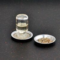 Miniature Fairy Garden Chicken Feeder W Water Trough / Faerie Gnome Hobbit 17219