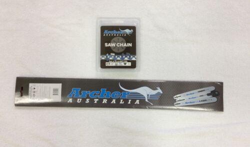 """20/"""" Guide Bar Pro /& CHAIN 3//8-050-72DL Husqvarna 357XP 359 5460 repl 200RNDK095"""