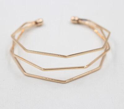 Fashion Women Lots Style Bracelet Gold Rhinestone Bangle Charm Cuff Jewelry