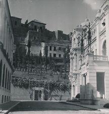 ESPAGNE c. 1950 - L'Alcazaba Palais de Malaga - P 1448