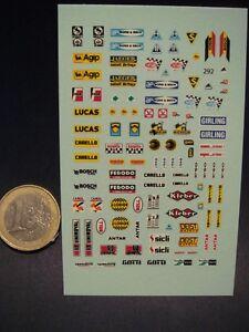 DECALS-1-43-PUB-LOGOS-RALLYE-ANNEES-60-80-PART-1-T292