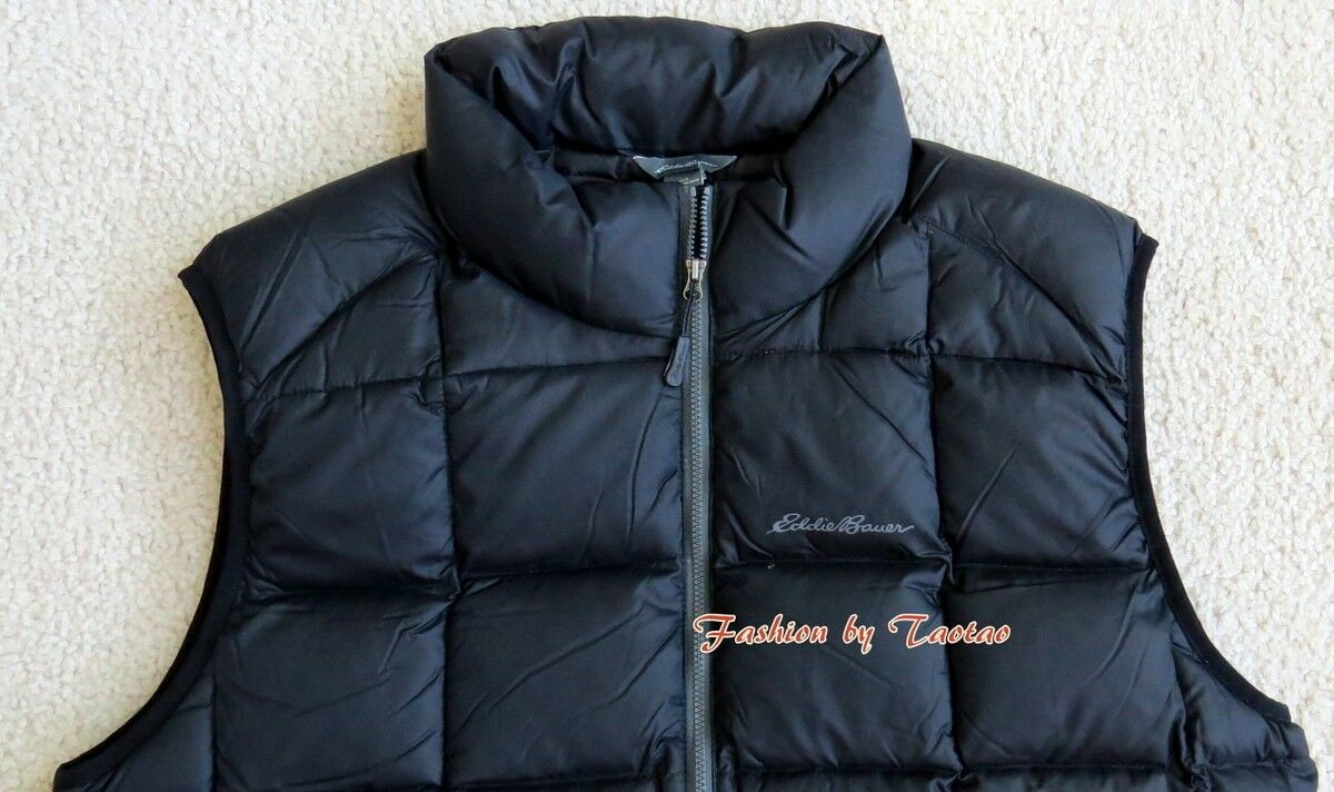 Nuovo with with Nuovo Tag Eddie Bauer Uomo's Ultra Light 700 Fill Power 85% Goose Down Vest 85547e