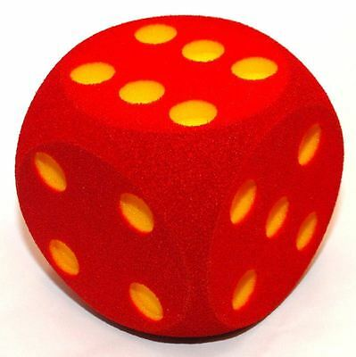 Giant Red Foam Dice - 16cm