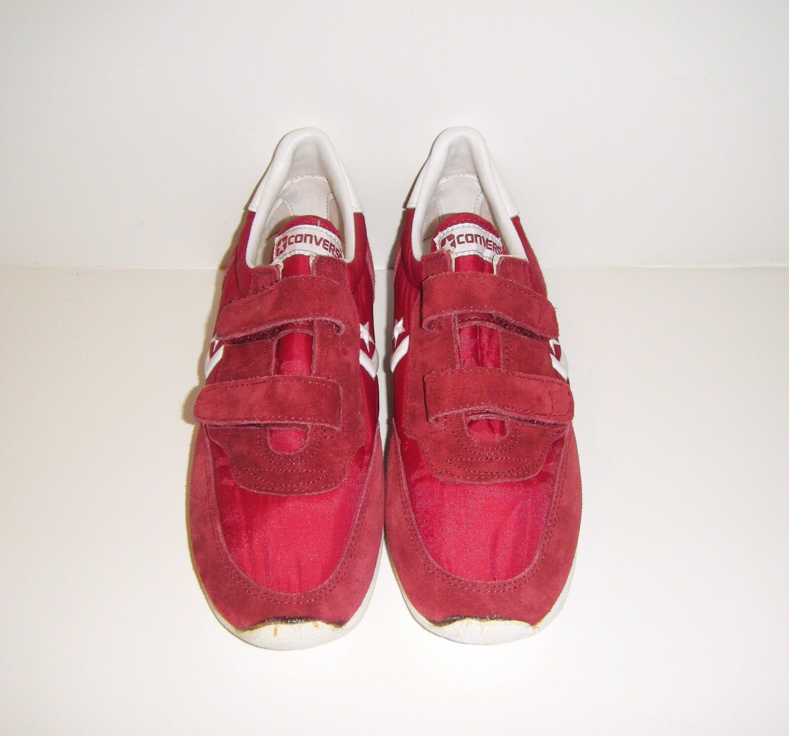 Vtg NOS 1980s 1980s 1980s Converse One Star Scimitar Running Trainer Sz. 6 All Chuck Taylor d9d084