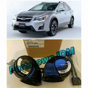 Image Is Loading Jdm Genuine Subaru Oem Premium Horn Upgrade Set