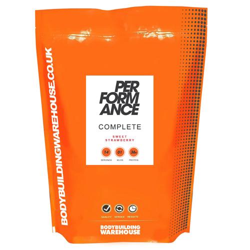 Performance Complete - Whey Protein Creatine Glutamine Powder (1kg / 2kg / 4kg)