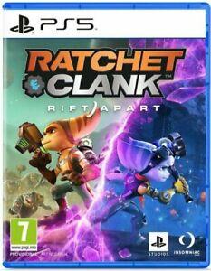 Ratchet & Clank: Rift Apart (PlayStation 5, 2021)