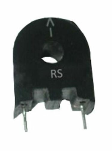 RS Pro 5A PCB Mount Current Transformer CT, 500:1