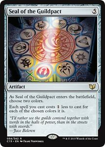 MTG-Magic-R-Commander-2015-Seal-of-the-Guildpact-NM-M