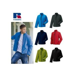 Russell Uomo Giacca Soft Shell