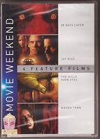 4-movie Horror 28 Days Later Joy Ride The Hills Have Eyes Wrong Turn Dvd