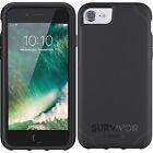 Griffin Survivor Journey Case for iPhone 7 6s 6 Black Deep Grey