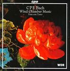 Bach: Wind Chamber Music (CD, Aug-1999, CPO)