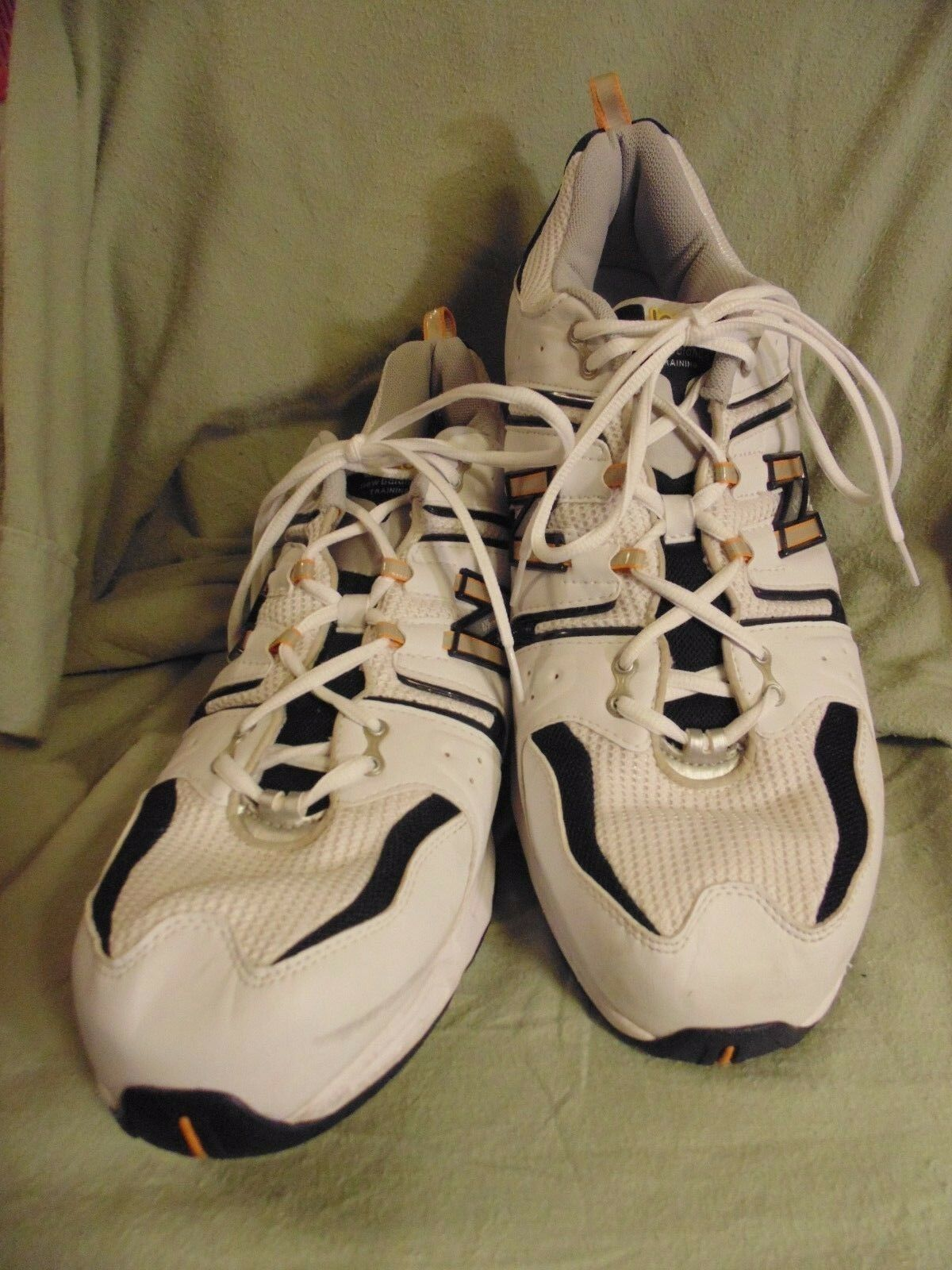New Balance Training Men's size 17 ~4E or extra extra wide as in 4E  MX1008W