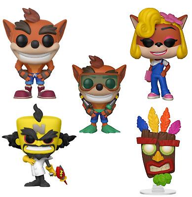 Funko Pop-Crash Bandicoot-AKU AKU