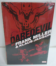 Daredevil by Frank Miller and Klaus Jason Omnibus (New Printing) (2016, Hardcover)