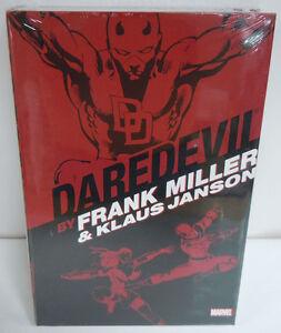 Daredevil-by-Frank-Miller-amp-Klaus-Janson-Omnibus-HC-Hard-Cover-New-Sealed-125