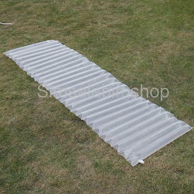 Ultralight Inflatable Camping Hiking Mattress Pillow Air Mat Sleeping Pad