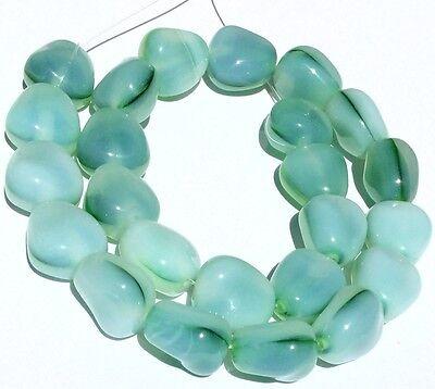12 PCS Trade Czech Bohemian Glass Bicone  Beads