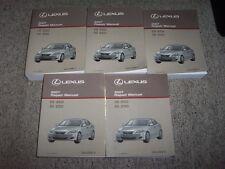 2007 Lexus IS350 Sedan Factory OEM Shop Service Repair Manual 3.5L V6