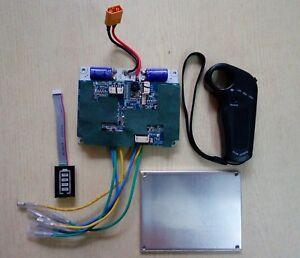 Dual-motors-longboard-skateboard-control-modula-ESC-Substitute-with-remote