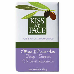 Bar-Soap-Olive-amp-Lavender-8-Oz-by-Kiss-My-Face