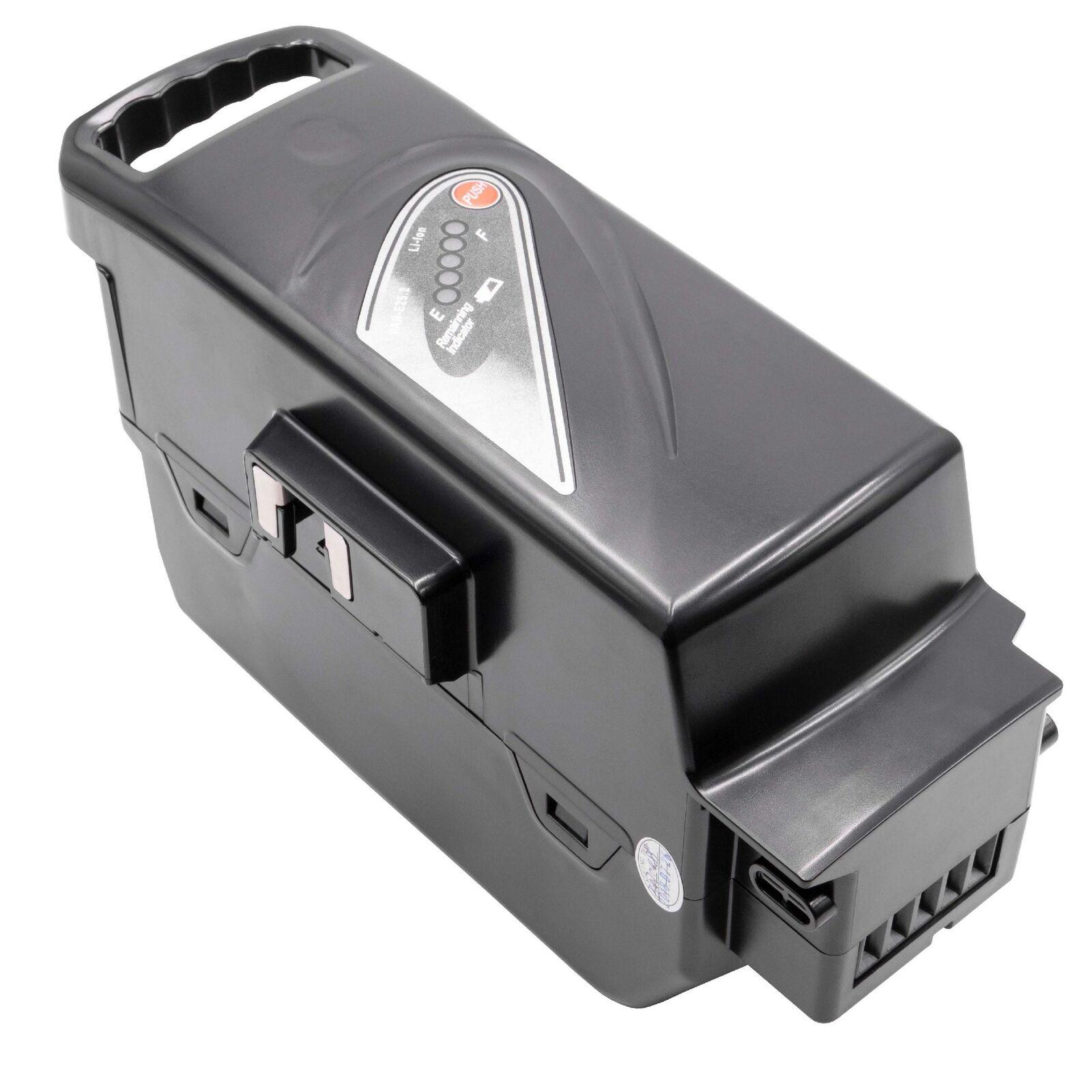 E-bike batería 23200mah negro intensilo ® para Panasonic nky335b2, nky226b02