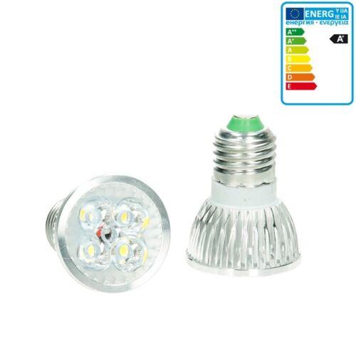 LED E27 SMD LED Lampe Spot Birne Leuchte Lecuhtmittel Spotlicht Warmweiß 4W