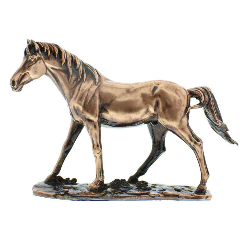 Horse Figurine 28 cm Animal Decorative Figure, Juliana Collection Great Britain