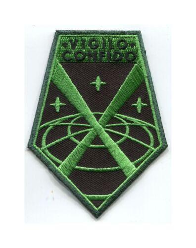 XCOM6B X-COM VIGILO CONFIDO ALTERNATE GREEN PATCH