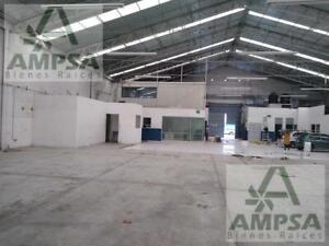 Bodega Industrial - Azcapotzalco